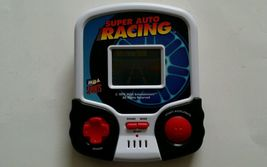 MGA Sports Super Auto Racing Electronic Handheld game 1998 EUC works great - $8.91