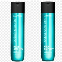 Matrix Total Results High Amplify Shampoo 10oz (Pack of 2) till 11/29/19 - $32.68