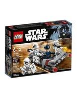 LEGO Star Wars First Order Transport Speeder Battle Pack 75166 Building ... - $28.88