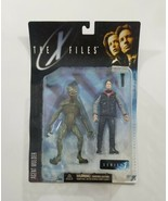 The X-Files Fight the Future Agent Mulder In Artic Clothes Action Figure... - $25.23