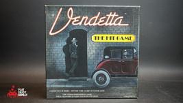 Vendetta 1988 Parker Brothers Juego de Mesa - $21.52