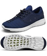 UBFEN Mens Water Shoes Running Walking Fashion Sneakers Aqua Shoes for B... - $25.19