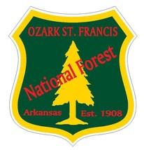 Ozark St. Francis National Forest Sticker R3288 Arkansas YOU CHOOSE SIZE - $1.45+