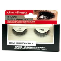 CHERRY BLOSSOM SOFT AND DURABLE 3D VOLUME MINK ASPIRED  LASHES #72025 - $2.27