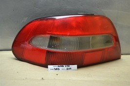 1998-2002 Volvo C70 Cpe & Conv Left Driver OEM tail light 04 4A3 - $42.56