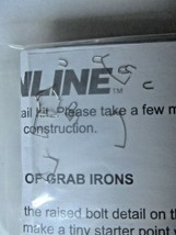 Walthers Mainline #910-252  Alco PA-PB Diesel Detailing Kit  HO Scale image 1