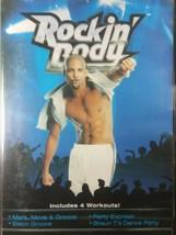 Rockin' Body - DVD - Beachbody - Includes 4 Workouts - Shaun T  - $8.27