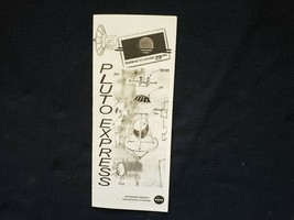 JPL CIT NASA Pluto Express What Will We See When We Get There? 1996 - $6.80