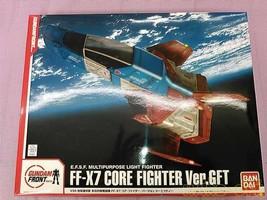 Bandai Ff-X7 Core Fighter Ver. Gft Plastic Model 1 35 Scale - $116.99