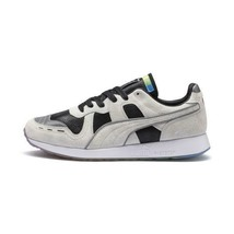 Mens Puma x Polaroid RS-100 Marshmallow Puma Black 368456-01 - $89.99