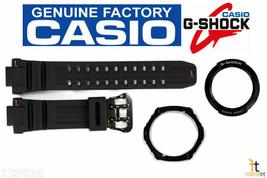Casio G-Shock GW-3000BB Factory Black Band & Bezel (Outer&Inner) Combo GW-3500BB - $94.95