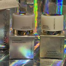 SEALED Amorepacific Future Response Age Defense Creme & Serum+ 8mL SPF30 +Bonus image 11