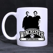 Custom Funny Supernatural 11 Oz Coffee Mug Tea Cup Gift - $13.99