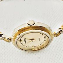 Vintage La Marque Gold Tone Bangle Bracelet Women's 24mm Watch image 7