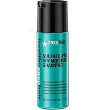 Sexy Hair Healthy Sulfate-Free Soy Moisturizing Shampoo 1.7oz - $5.47