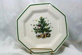 Nikko ChristmasTime Salad Plate #259 - $4.84