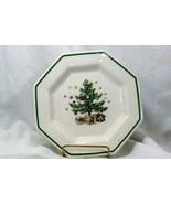 Nikko ChristmasTime Salad Plate #259 - $4.40