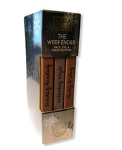 Laura Geller The Weekender Face Eye & Cheek Palettes 3pc Set New Nib - $26.60