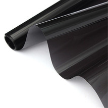 Window Tint Film One Way Solar Black Home Car House Office 15% VLT UV Pr... - $18.59