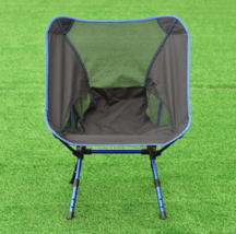 Portable Ultralight  chair Aluminum outdoor Camping Folding Hiking carry... - $22.99