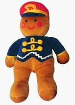 McCORMICK SPICES Plush Gingerbread Man Stuffed Toy Promotional Item 1992 Rare - $58.04