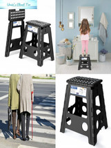 Acko 2 Pack 16 Inches Super Strong Folding Step Stool for Adults and Kid... - $51.40