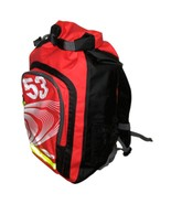 Ronstan 26L Roll-Top Dry BackPack - Black/Red - $79.95