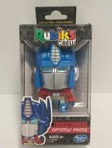 Rubik's Crew Transformers Optimus Prime Puzzlehead New Free Shipping - $13.98