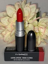MAC Limited Edition Lustre Lipstick - 502 Cockney - NIB Authentic Fast/F... - $14.80