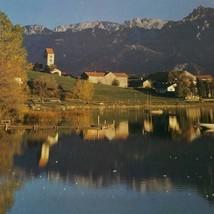 Whitman Lake Hopfen Germany 1000 Pieces Puzzle NEW - $19.79