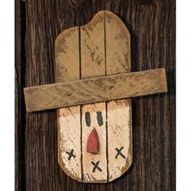 "Hanging Lath Scarecrow Head 10"" - $33.23"