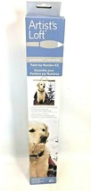 Artist's Loft Golden Lab Winter Snow Paint By Number Kit NEW Sealed 16 x 20 - $16.82