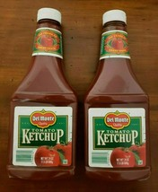 2 Del Monte Tomato Ketchup 24 oz Squeeze Bottles - $6.16