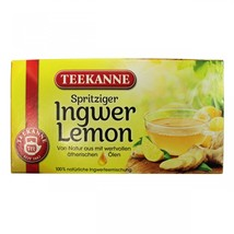 Teekanne- Spritziger Ingwer Lemon (Ginger Lemon) Tea - $4.59