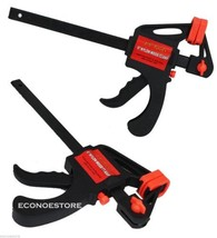 "150MM (6"") GRIP 2 PC X 6"" NYLON WOOD CLAMPS  # CHIFC004-2BL - $18.69"