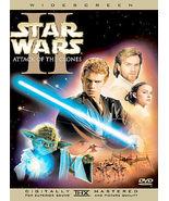 Star Wars Episode II: Attack of the Clones (DVD... - $8.00