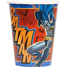 Batman Heroes & Villains 9oz Cups by KidsPartyWorld.com - $3.65