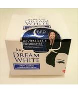 Kojie San Dream White Anti-Aging Overnight Cream Expiration Date 2020 Se... - $17.77