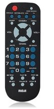 RCA Remote Control with 4 Functions - $10.75