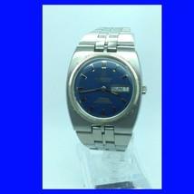 Stunning Steel Retro Omega Constellation Blue Dialed DayDate Watch 1972 - $926.84