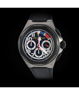 "Girard Perregaux  Titanium BMW Oracle Laureato Flyback Chrono. ""Team Wat... - $17,998.00"