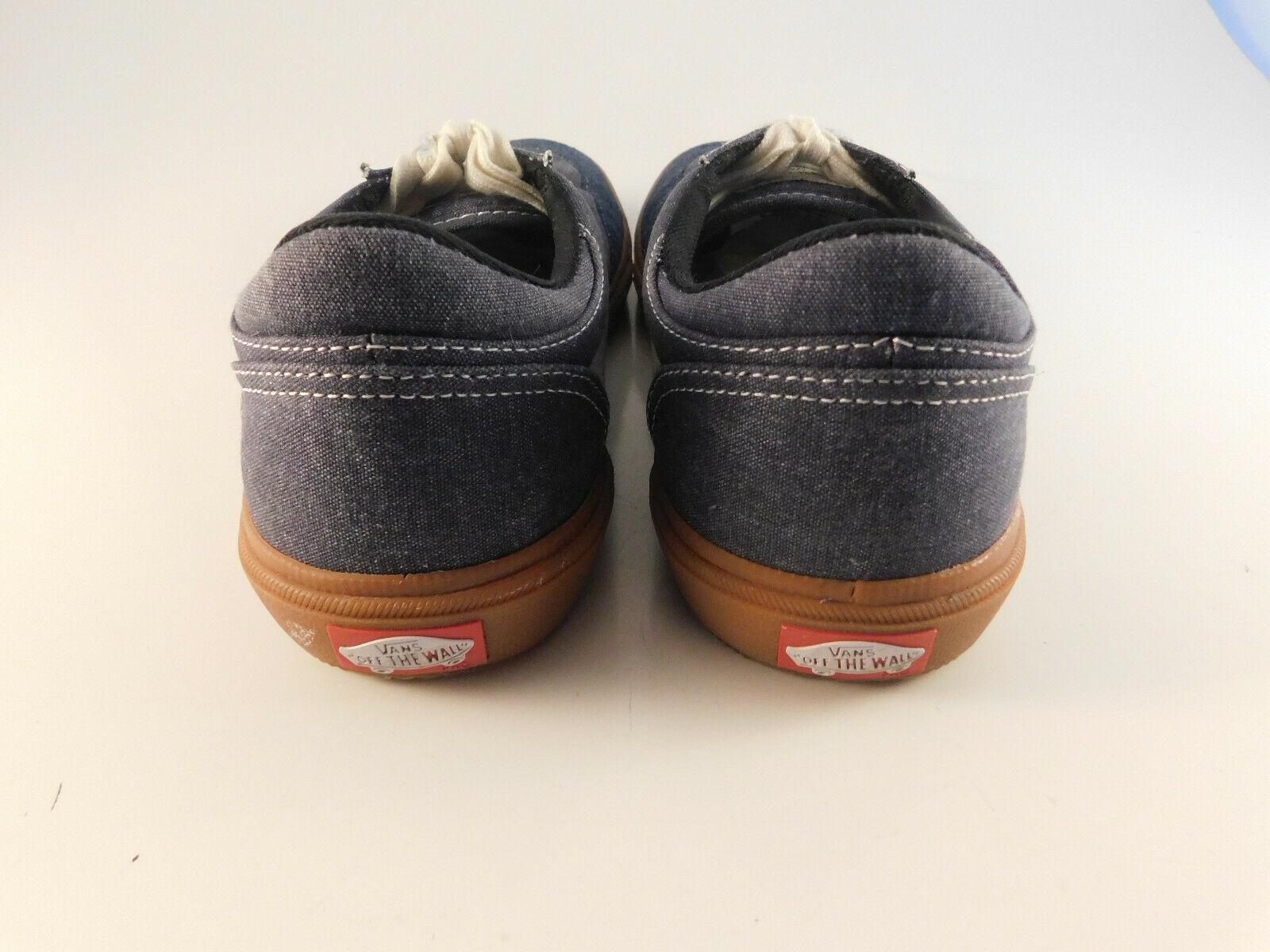 Vans Gilbert Crockett PRO Denim Suede Size 8.5 Men's Skateboard Shoe image 3