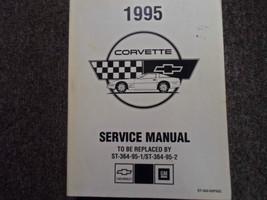 1995 Chevrolet Chevrolet Corvette Réparation Service Manuel Atelier Usin... - $68.95