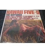 The Ventures Hawaii Five-O Liberty LST-8061 Stereo Open Shrink Vinyl Rec... - $24.99