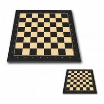 "Professional Tournament Chess Board No. 4P BLACK -  17.5"" / 45 mm field - $53.96"