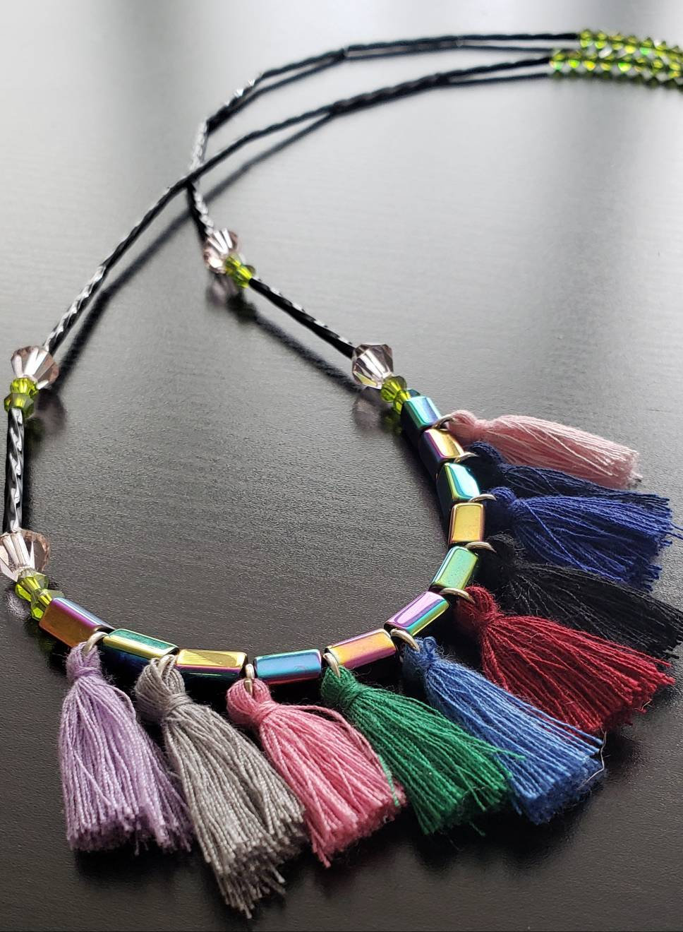 Primary image for Tassel necklace