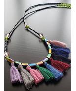 Tassel necklace - $25.52