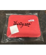 Thirty One Savvy Sleeve AC06 Calypso Coral Pebble Laptop case - $1.75