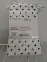 Room Essentials Microfiber Pillowcase Set Wrinkle Resistant Size King New image 4