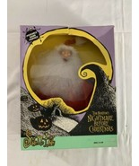 Tim Burtons Nightmare Before Christmas Santa Posable Hand Puppet Hasbro ... - $26.59